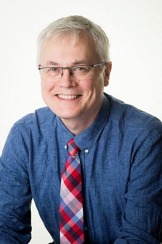 Tutkimusjohtaja Krister Lindén
