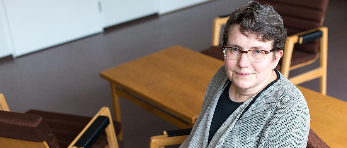 Mari Siiroinen - kuva: Mika Federley