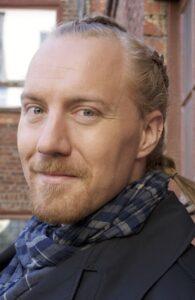 Niko Pyrhönen; photo: Niko Pyrhönen