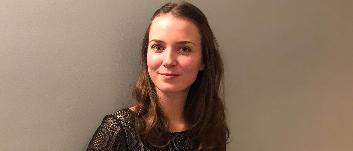 Emma Sepänaho - kuva: Sofia Tikanmäki